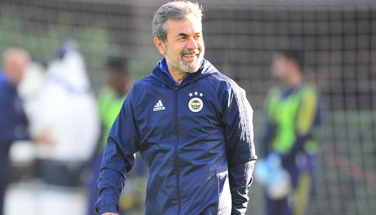 Fenerbahçe'de Aykut Kocaman'dan Kasımpaşa maçı sonrası basına gönderme!