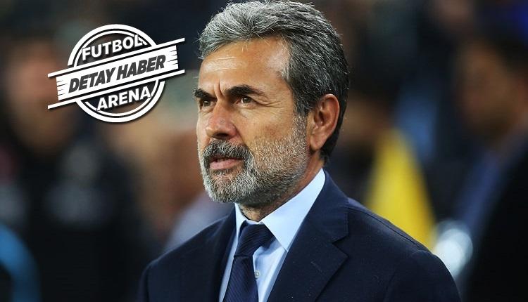 Fenerbahçe'de Aykut Kocaman'ın acil transfer isteği! 'Mutlaka alın.'