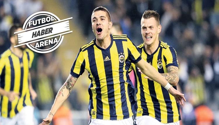 Fenerbahçe'de Aykut Kocaman'ın prensi Roman Neustadter