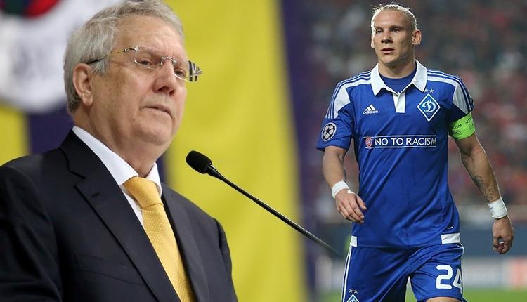 Fenerbahçe'de Aziz Yıldırım'dan Vida transferi iddialarına sert tepki!