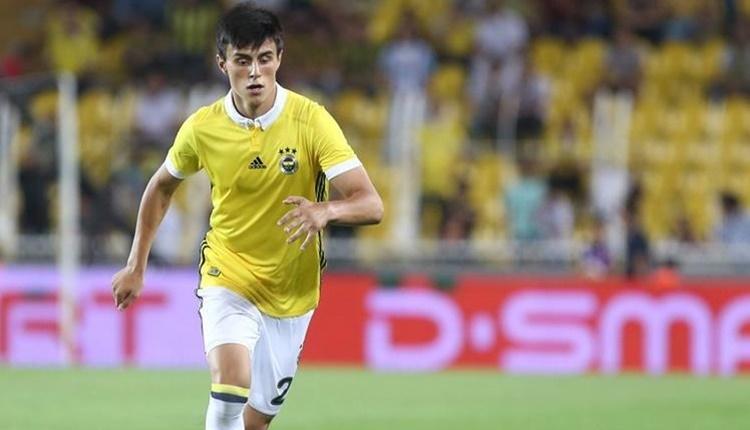 Fenerbahçe'de Eljif Elmas'a büyük ödül