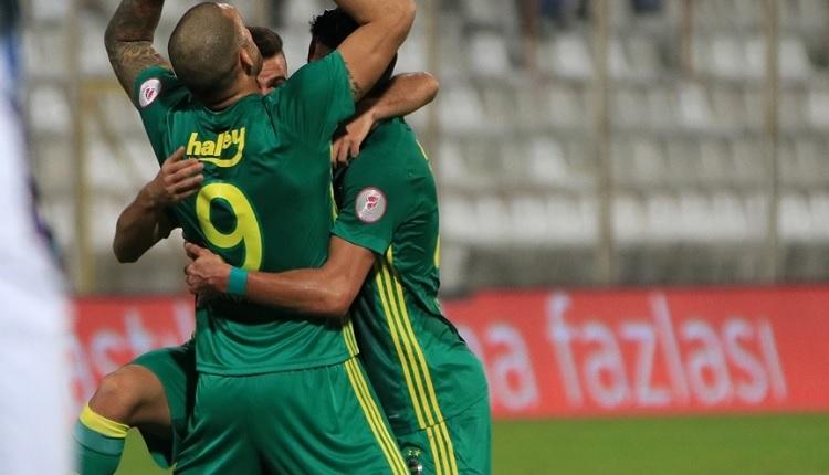 Fenerbahçe'de Fernandao'dan 276 gün sonra müthiş goller (İZLE-Adana Demirspor maçı)