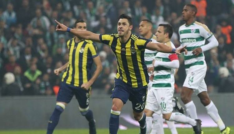 Fenerbahçe'de Giuliano: