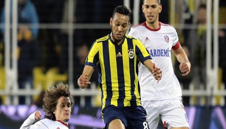Fenerbahçe'de Josef de Souza için 15 milyon Euro'luk teklif