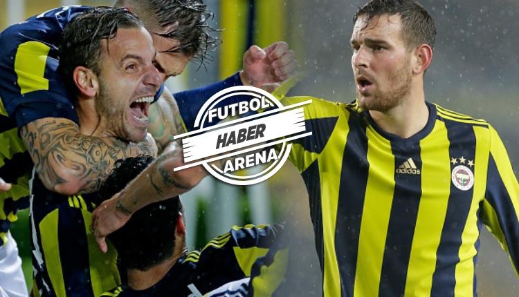 Fenerbahçe'de Karabükspor maçı öncesi Soldado ve Janssen gelişmesi