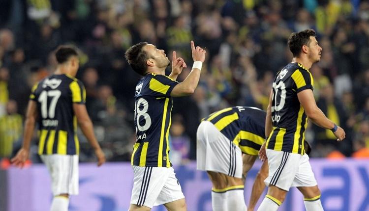 Fenerbahçe'de Mathieu Valbuena huzuru bozmadı