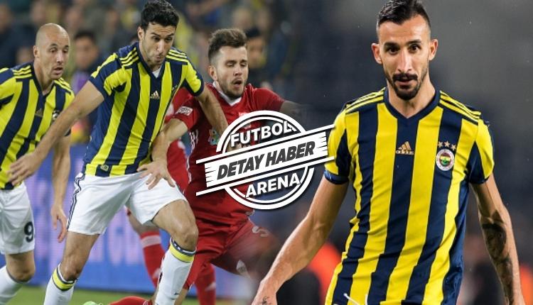 Fenerbahçe'de Mehmet Topal ve İsmail Köybaşı sihri