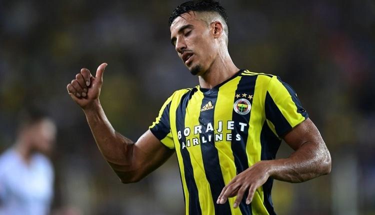 Fenerbahçe'de Nabil Dirar'ın sakatlığı soru işareti yaratıyor