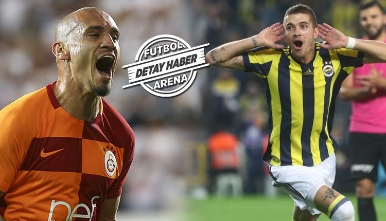 Fenerbahçe'de Neustadter, Maicon'u yakaladı, zirveye çıktı