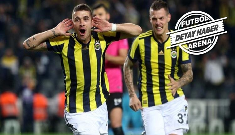 Fenerbahçe'de Neustadter'den Kasımpaşa maçında kariyer rekoru