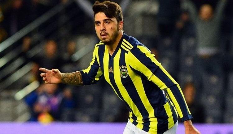 Fenerbahçe'de Ozan Tufan: