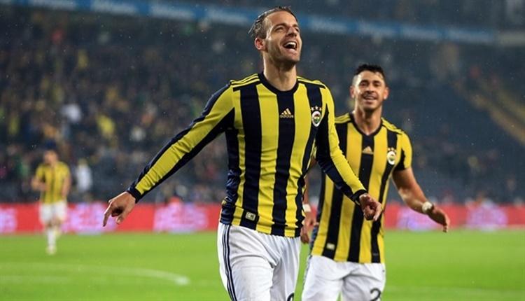 Fenerbahçe'de Roberto Soldado: