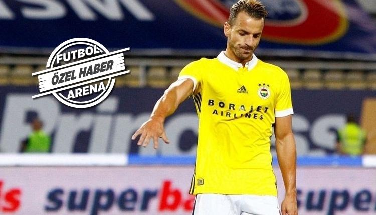 Fenerbahçe'de Roberto Soldado'nun sakatlığında son durum