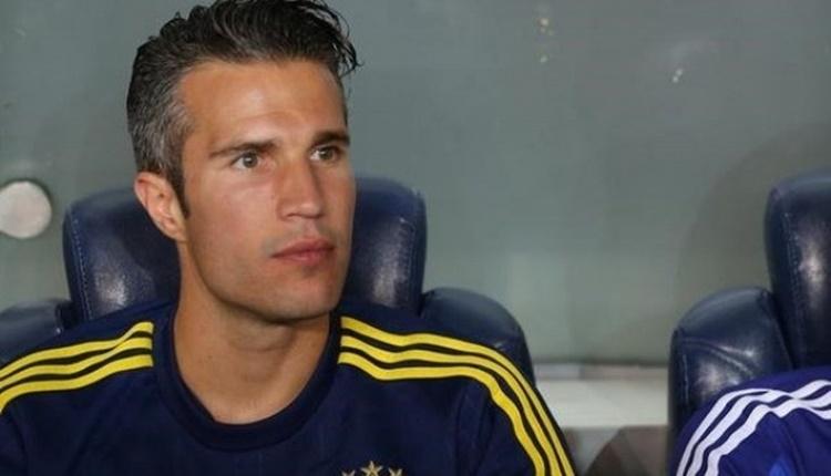 Fenerbahçe'de Robin van Persie takımdan ayrılmak üzere