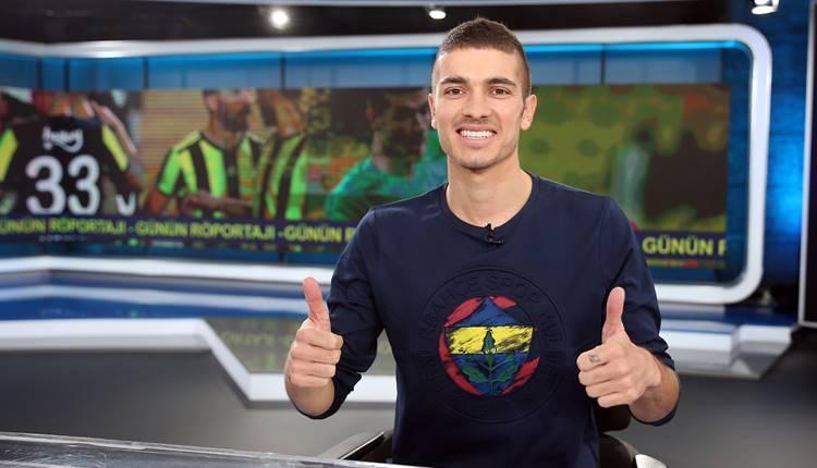 Fenerbahçe'de Roman Neustadter'den taraftarlara mesaj