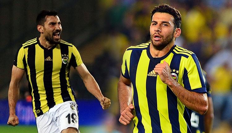 Fenerbahçe'de Şener Özbayraklı ve İsmail Köybaşı'ya tam not