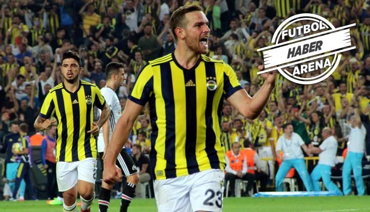 Fenerbahçe'de Vincent Janssen Karabükspor maçında oynayacak mı?