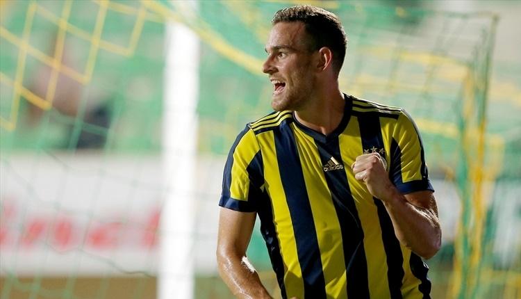 Fenerbahçe'de Vincent Janssen'den transfer mesajı: