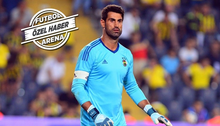 Fenerbahçe'de Volkan Demirel'e yeni sözleşme müjdesi