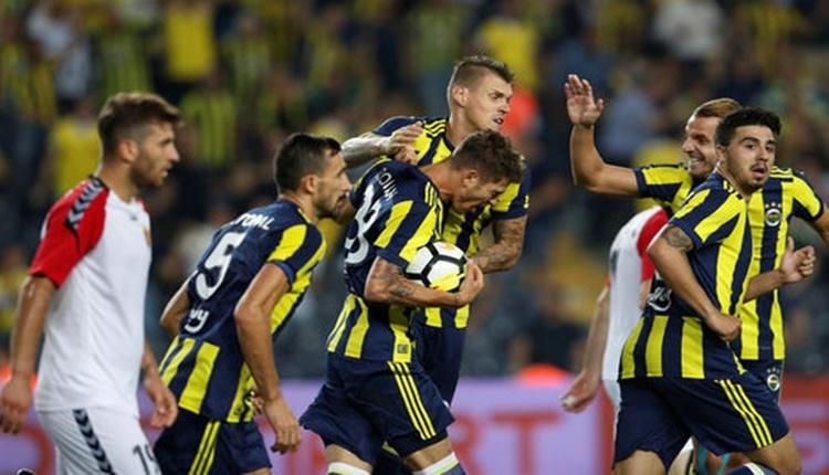Fenerbahçe'de yönetimin noel önlemi