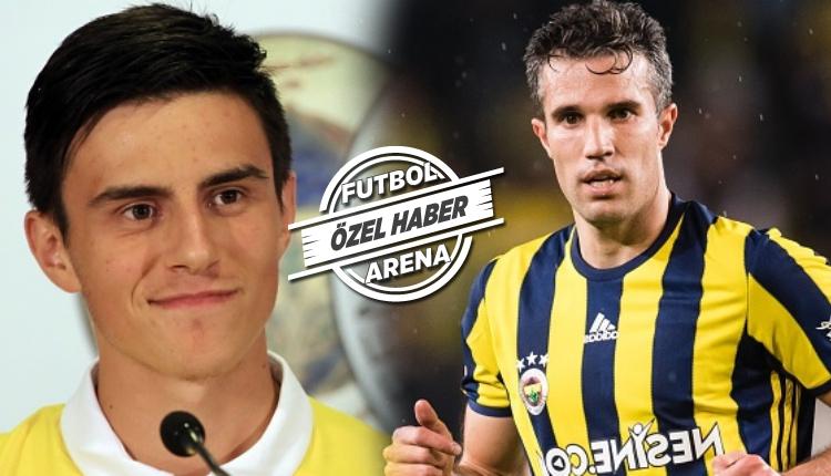 Fenerbahçe'den Eljif Elmas ve Robin van Persie kararı