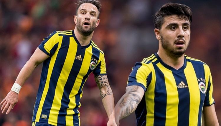 Fenerbahçe'den Ozan Tufan, Valbuena gerilimi