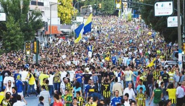 Fenerbahçe'den taraftarlarına Bursaspor duyurusu