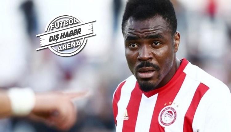 Fenerbahçeli eski futbolcu Emenike isyan etti: