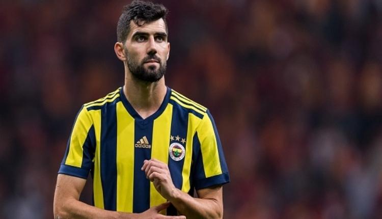 Fenerbahçeli Luis Neto için transferde Benfica iddiası