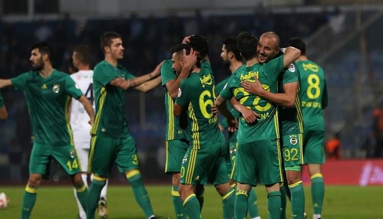 Fenerbahçeli Samed Karakoç: 'Valbuena ile çalışıyoruz.'