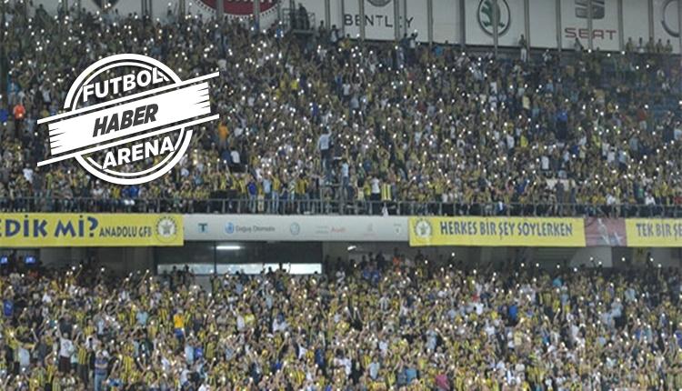 Fenerbahçeli taraftarlardan Bursaspor maçı biletlerine yoğun talep