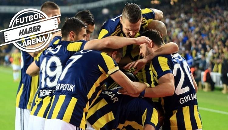 Fenerbahçe'nin Bursaspor maçında forvet hattı