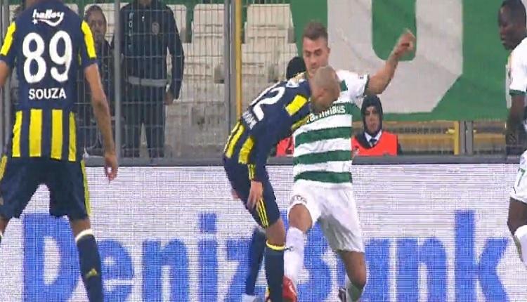Fenerbahçe'nin Bursaspor maçında kırmızı kart beklentisi! Ertuğrul ve Aatif