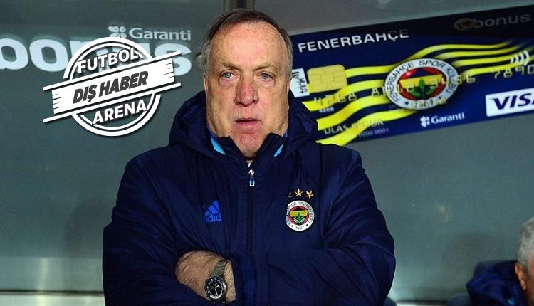 Fenerbahçe'nin eski hocası Advocaat: 'Çok istedik alamadık'