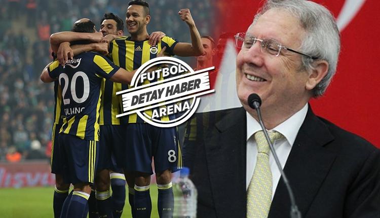 Fenerbahçe'nin galibiyet serisinde perde arkası...