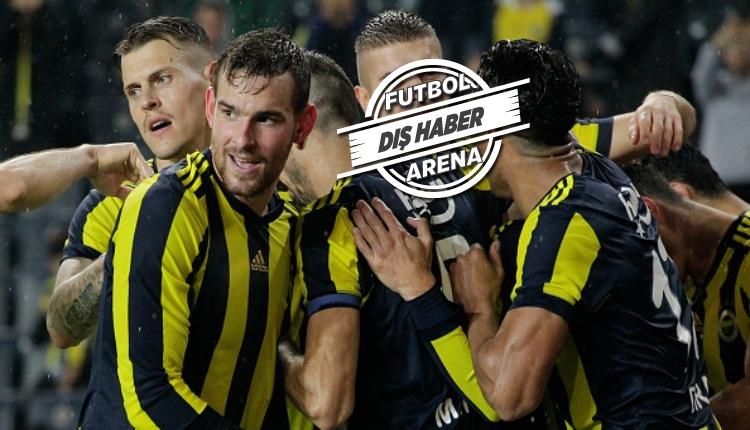 Fenerbahçe'nin golcüsü Vincent Janssen için Napoli iddiası