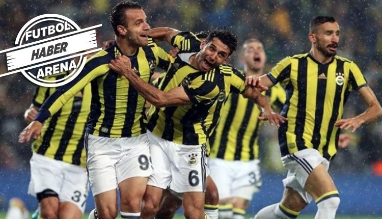 Fenerbahçe'nin Karabükspor maçı kadrosunda zorunlu değişiklik