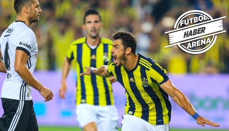 Fenerbahçe'nin son haftalardaki golcüsü Giuliano