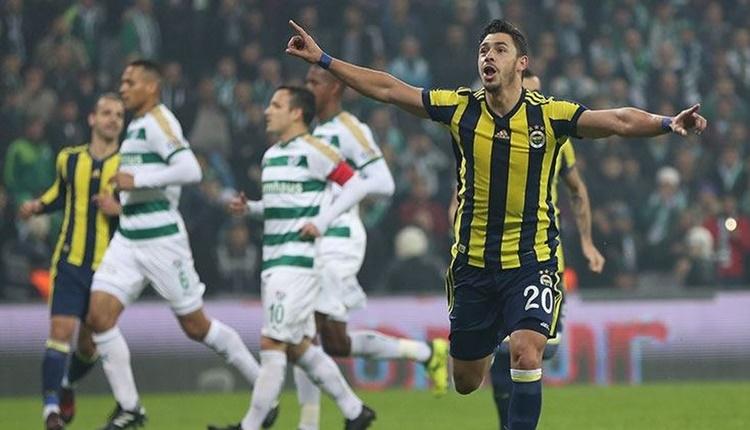 Fenerbahçe'nin yıldızı Giuliano, 3 başarının peşinde!