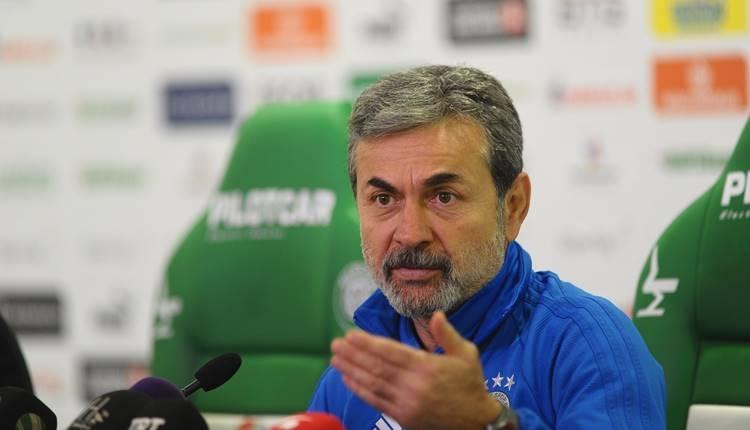 Fenerbahçe'nin yükselişi Aykut Kocaman'ı şaşırtmadı