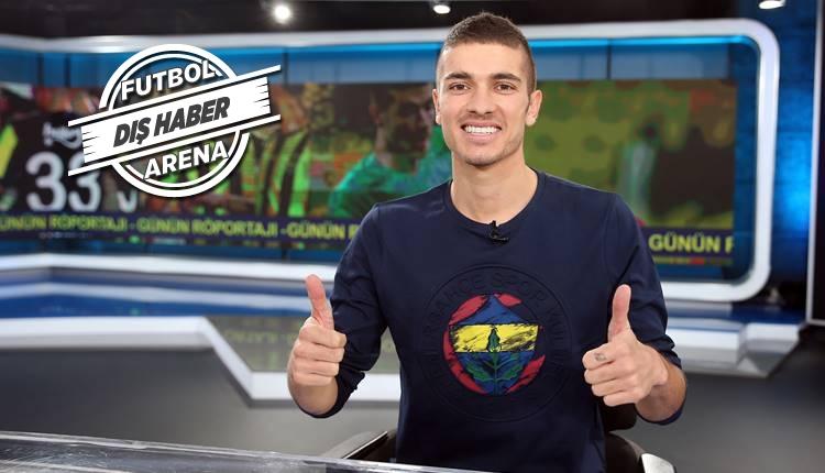 Fenerbahçe'ye Roman Neustadter için Spartak Moskova'dan transfer teklifi