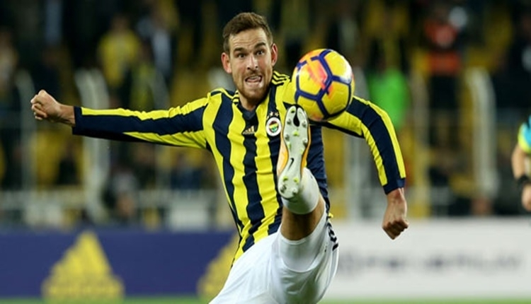 Fenerbahçe'ye Vincent Janssen'den teknik heyete iyi haber