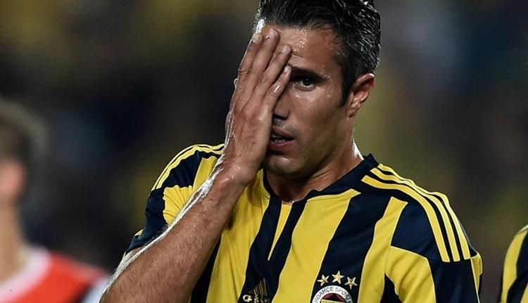 Feyenoord Robin van Persie transferi için Fenerbahçe'yi bekliyor