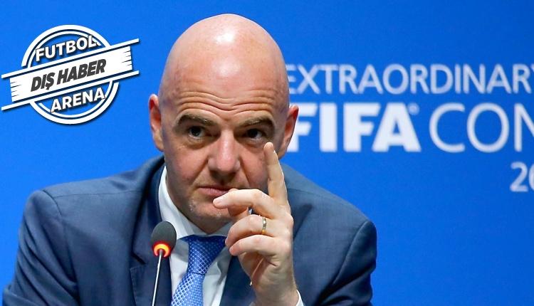 FİFA Başkanı İnfantino'nun Fenerbahçe'nin ceza almamasına göz yumdu iddiası
