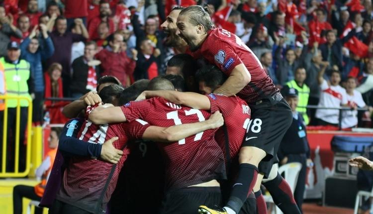 FIFA, dünya sıralamasında Türkiye'nin yerini açıkladı