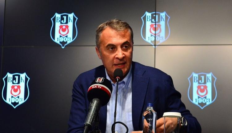 Fikret Orman: ''Beşiktaş, Türk Futbolunun..''