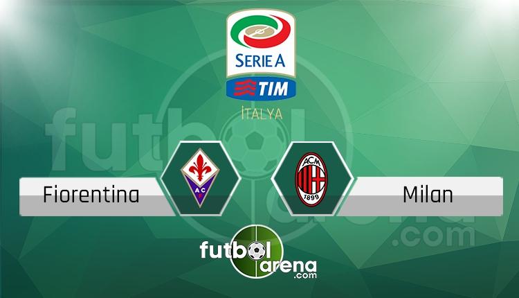 Fiorentina - Milan maçı saat kaçta, hangi kanalda? (İddaa Canlı Skor)