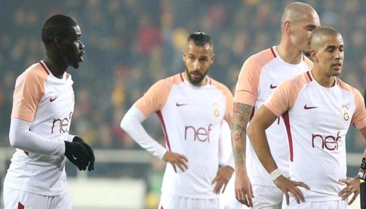 Galatasaray 2010-2011 sezonundan sonra 4 mağlubiyeti gördü