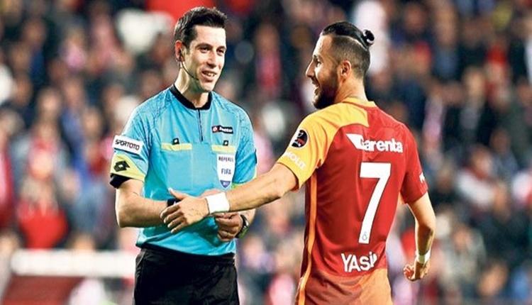 Galatasaray, Ali Palabıyık ile bu sezon 3. maça çıkıyor