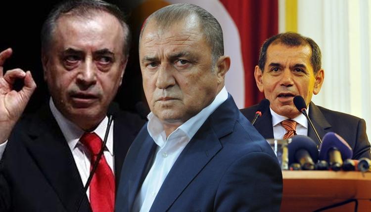 Galatasaray Başkan Adayı Mustafa Cengiz'den Fatih Terim açıklaması